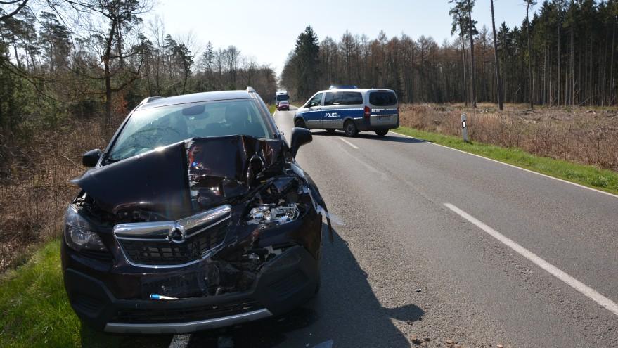 Bützow Unfall Heute